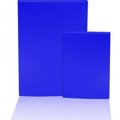 Sininen lahjapakkaus