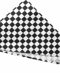BLACK-WHITE CHECKS