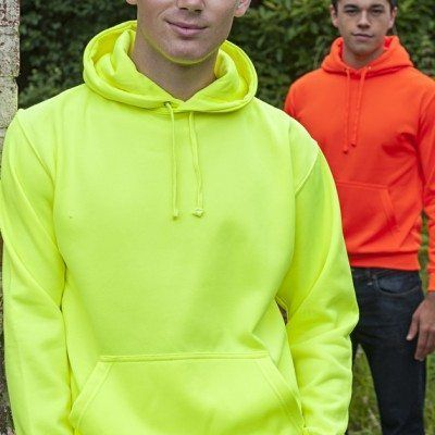 Electric Yellow + Electric Orange