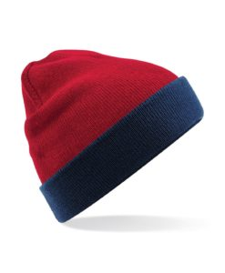Classic Red - French Navy