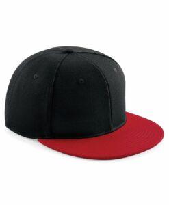 Black - Classic red