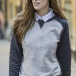 Heather Grey - Black Melange